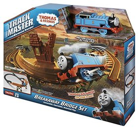 Trackmaster Set Breakaway Bridge + Thomas Revolution