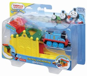 Speedy Launching Thomas (Take n Play)
