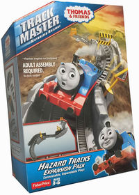 TRACKMASTER HAZARD TRACKS EXPANSION PACK