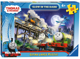 Thomas Puzzle 60 Glow In The Dark XL Puzzle