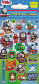 Thomas Party Pack Stickers