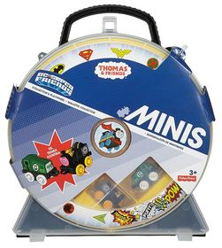 Thomas Minis Collector's Wheel + 2 Minis