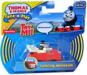 Winston Talking (Take N Play) (ULTIMI PEZZI)