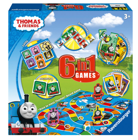 Thomas 6 in 1