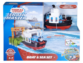 TRACKMASTER SET AT THE SEA