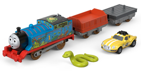 TRACKMASTER THOMAS AND ACE THE RACER