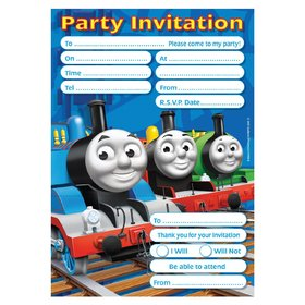 INVITATION PARTY (Pack of 20)