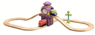 SET OVER & UNDER  CHUGGINGTON - legno